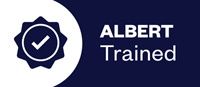 Albert Trained Stamp