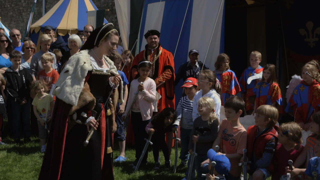 Tudors 3
